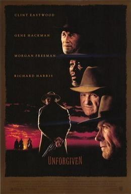 Постер фильма Непрощенный (1992)