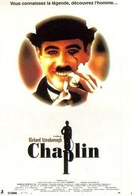 Постер фильма Чаплин (1992)