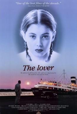 Постер фильма Любовник (1992)