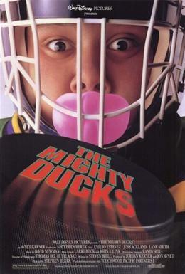 Постер фильма Могучие утята (1992)