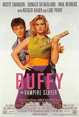 Постер фильма Баффи – истребительница вампиров (1992)