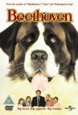 Постер фильма Бетховен (1992)