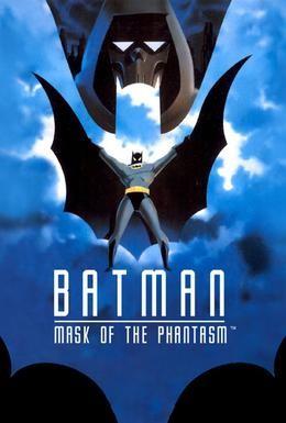 Постер фильма Бэтмен: Маска фантазма (1993)
