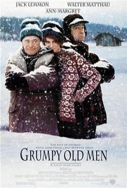 Постер фильма Старые ворчуны (1993)