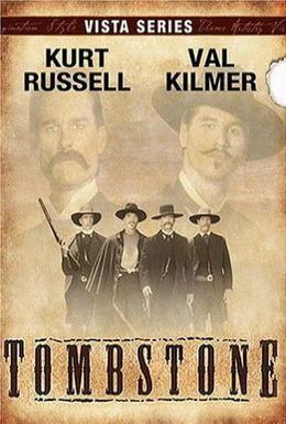 Постер фильма Тумстоун: Легенда дикого запада (1993)