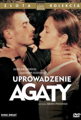 Постер фильма Похищение Агаты (1993)