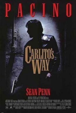 Постер фильма Путь Карлито (1993)
