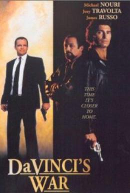 Постер фильма Война Фрэнка Да Винчи (1993)