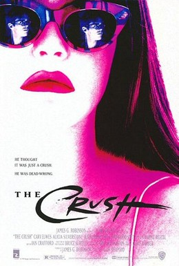 Постер фильма Увлечение (1993)