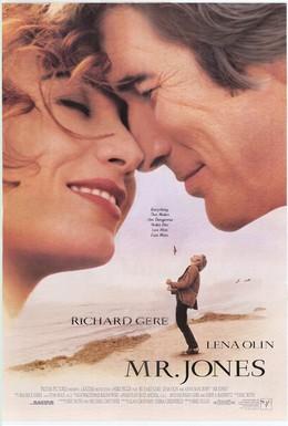 Постер фильма Мистер Джонс (1993)