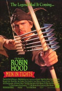 Постер фильма Робин Гуд: Мужчины в трико (1993)