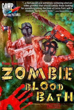 Постер фильма Кровавая баня зомби (1993)