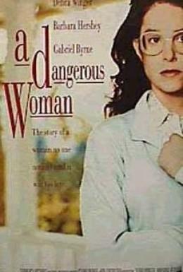 Постер фильма Опасная женщина (1993)