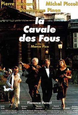 Постер фильма Психи на воле (1993)