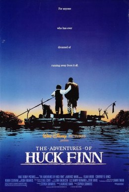 Постер фильма Приключения Гекльберри Финна (1993)