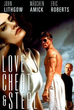 Постер фильма Любовь, измена и воровство (1993)