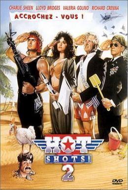 Постер фильма Горячие головы 2 (1993)