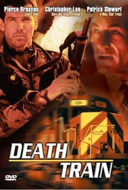 Постер фильма Поезд смерти (1993)