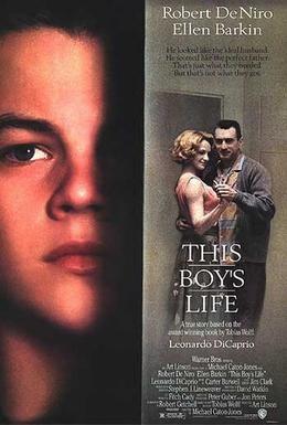Постер фильма Жизнь этого парня (1993)