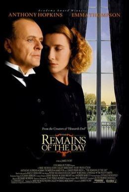 Постер фильма На исходе дня (1993)