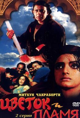Постер фильма Цветок и пламя (1993)