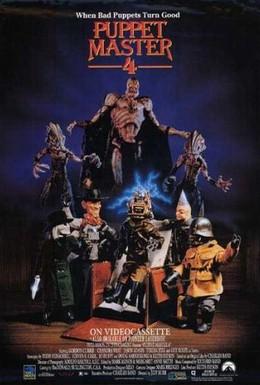 Постер фильма Повелитель кукол 4 (1993)