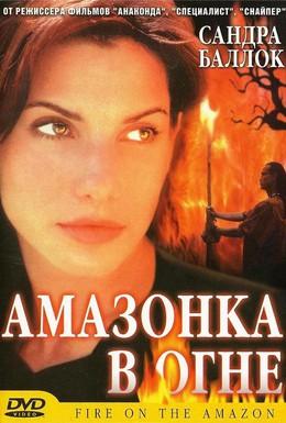 Постер фильма Амазонка в огне (1993)