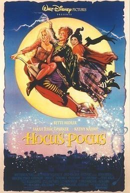 Постер фильма Фокус-покус (1993)