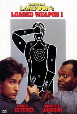 Постер фильма Заряженное оружие 1 (1993)
