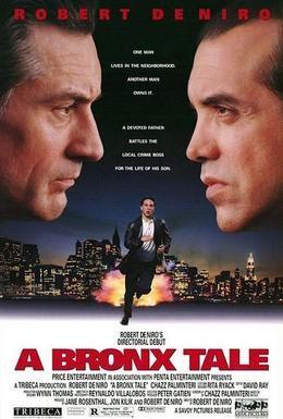 Постер фильма Бронкская история (1993)
