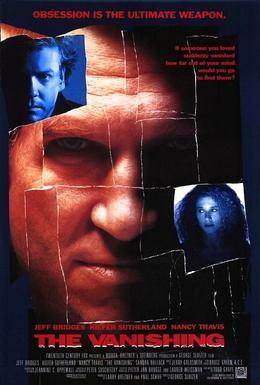 Постер фильма Исчезновение (1993)