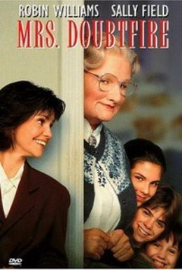 Постер фильма Миссис Даутфайр (1993)