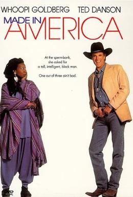 Постер фильма Сделано в Америке (1993)