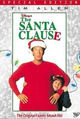 Постер фильма Санта Клаус (1994)