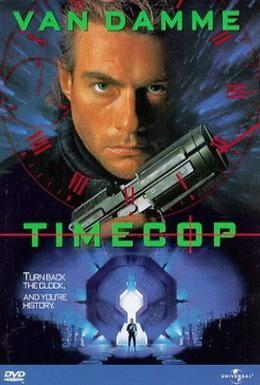 Постер фильма Патруль времени (1994)