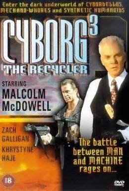 Постер фильма Киборг 3: Переработчик (1994)
