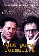 Простая формальность (1994)