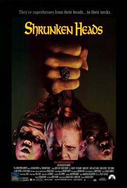 Постер фильма Отрубленные головы (1994)