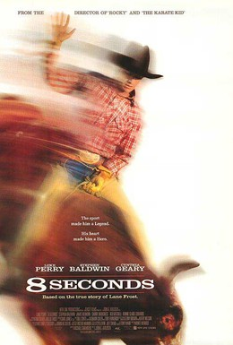 Постер фильма 8 секунд (1994)