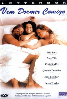 Постер фильма Спи со мной (1994)