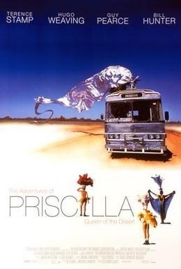 Постер фильма Приключения Присциллы, королевы пустыни (1994)