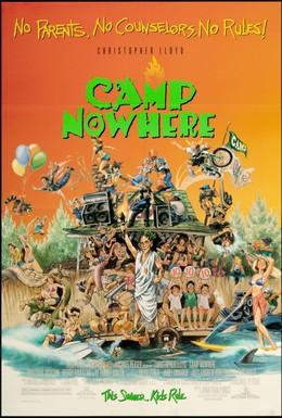 Постер фильма Затерянный лагерь (1994)