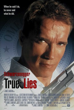 Постер фильма Правдивая ложь (1994)