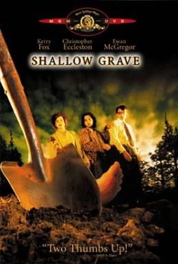 Постер фильма Неглубокая могила (1994)