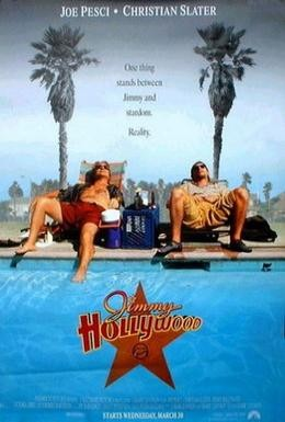 Постер фильма Джимми-Голливуд (1994)