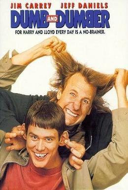 Постер фильма Тупой и еще тупее (1994)