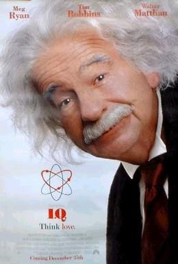 Постер фильма Коэффициент интеллекта (1994)