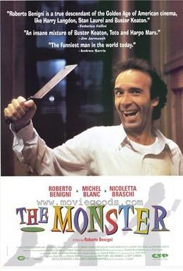 Постер фильма Монстр (1994)