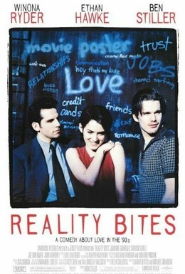 Постер фильма Реальность кусается (1994)