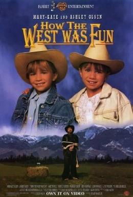 Постер фильма Весёлые деньки на Диком Западе (1994)